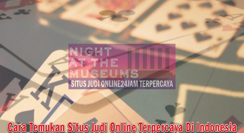 Situs Judi Online Terpercaya - Situs Judi Online24jam Terpercaya
